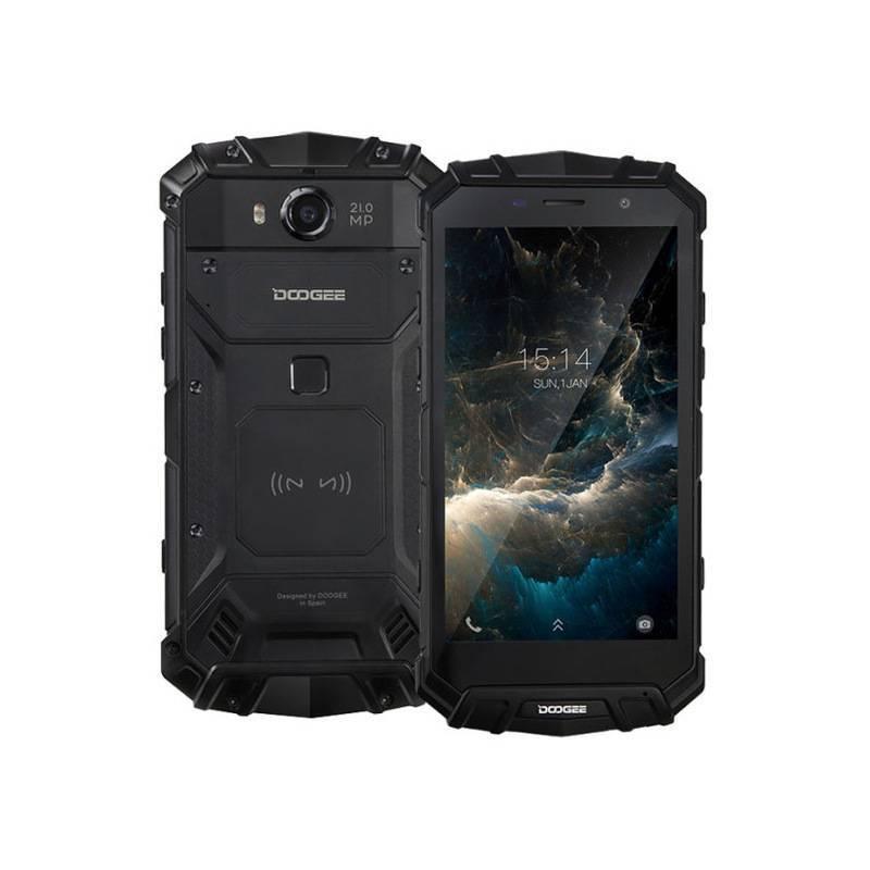 Movil DOOGEE S60 6GB RAM 64GB ROM MTK Helio P25 2.5 GHz ocho nucleos 5.2 pulgadas Android 7.0 4G