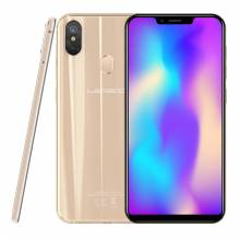 "Movil LEAGOO S9 pantalla 5,85"" HD IPS 4GB RAM 32GB ROM Android 8,1 MT6750 4G"