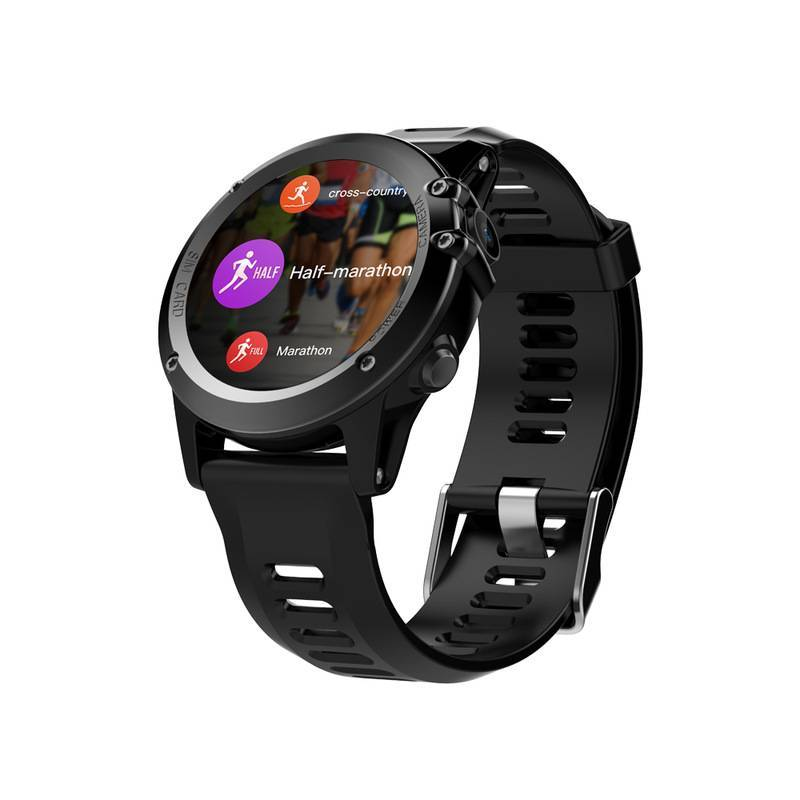 7190bfb63c41 Reloj inteligente Microwear H1 Android 4.4 impermeable 1