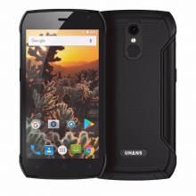 "Movil chino Uhans K5000 IP68 impermeable 4G robusto bateria 5000mA 3 GB + 32 GB pantalla 5.0 ""Android 7.0"