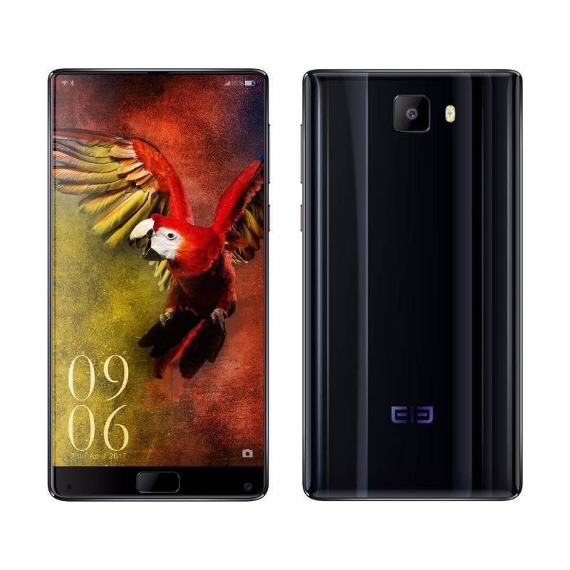 Movil chino Elephone S8 MTK helio X25 deca pantalla 6.0 pulgadas Android 7.1 4 GB RAM 64 GB ROM bateria 4000 mAh 4G LTE
