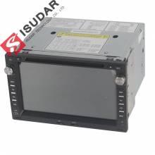 Reproductor Multimedia Isudar coche GPS 2 Din 7 pulgadas para VW/Volkswagen/PASSAT/B5/MK5/ GOLF/POLO/TRANSPORTER