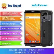 "Movil chino Ulefone Power 5 bateria 13000 mAh 4G Smartphone 6,0 "" FHD Android 8,1 6 GB + 64 GB 21MP"