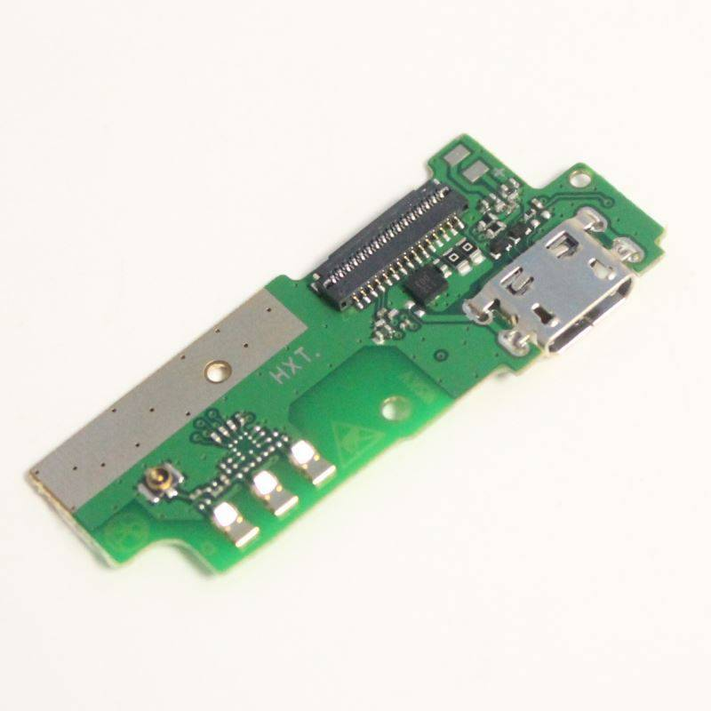 Repuesto placa USB cargador de enchufe para movil chino Homtom HT50