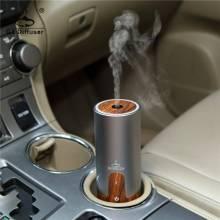 Humidificador ultrasnico GX USB portable del coche de aceite esencial para aroma difusor purificante