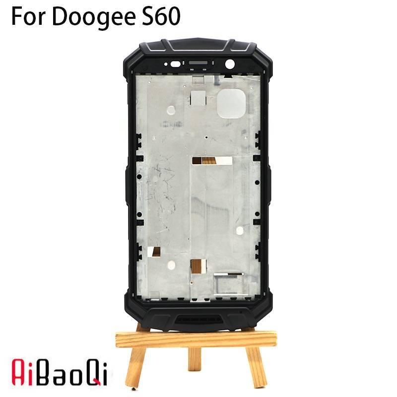 Marco Original para LCD Frame de reemplazo para movil chino Doogee S60