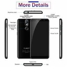 Movil chino Cubot Power Android 8,1 Helio P23 bateria 6000 mAh 6GB RAM 128GB ROM pantalla 5,99 pulgadas 20.0MP 4G LTE