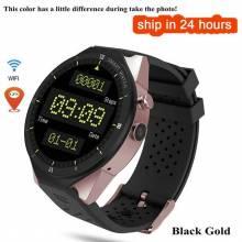 Reloj inteligente deportivo KGG KW88 Pro 3G 1,3 GHz 1 GB 16 gb Wifi GPS Wearable monitor de ritmo cardíaco