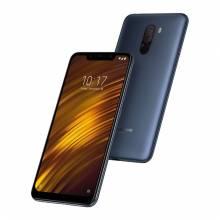 "Movil chino Xiaomi Pocophone F1 de 6.18"" de 64 GB RAM de 6 GB, Cámara trasera de 12 MP, Doble Tarjeta SIM"