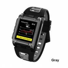 Reloj inteligente GPS IP68 impermeable deporte natación ritmo cardíaco para Android IOS