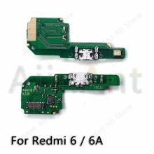 Repuesto placa USB cargador de enchufe para movil chino Xiaomi redmi 6A