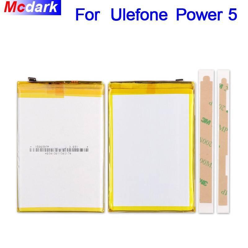 Bateria original de13000 mAh para movil chino Ulefone Power 5