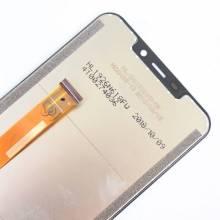 Pantalla LCD + pantalla táctil de reemplazo para movil chinos OUKITEL C12 PRO