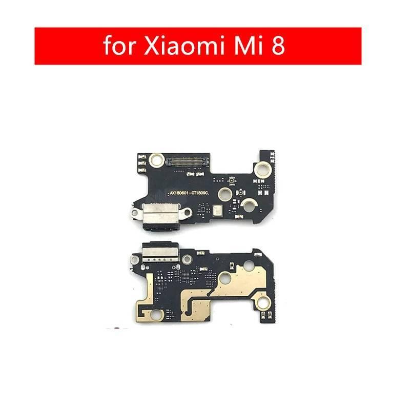 Repuesto placa USB cargador de enchufe para movil chino Xiaomi mi 8