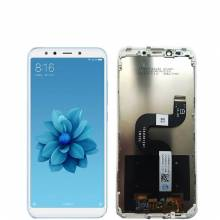 Pantalla LCD + pantalla táctil de reemplazo para movil chino Xiaomi Mi A2