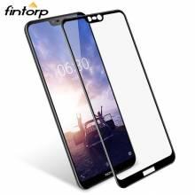 Protector de pantalla vidrio templado de alta calidad para movil chino para Nokia 7 plus