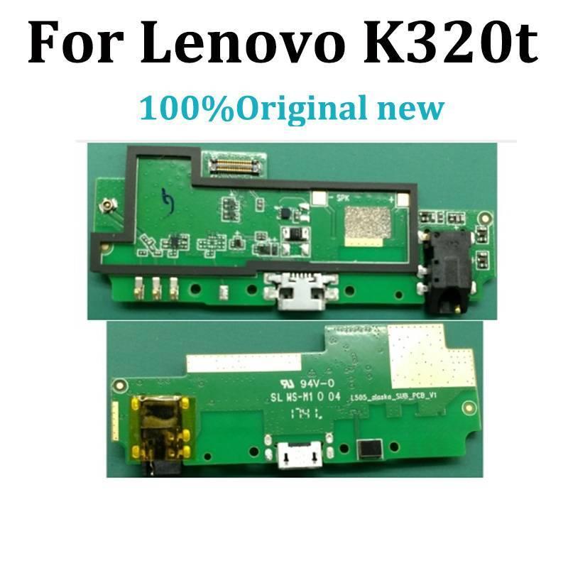 Repuesto placa USB cargador de enchufe para movil chino Lenovo K320T