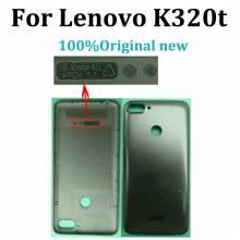 Tapa trasera original de batería paramovil chino Lenovo K320T