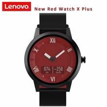 Reloj inteligente Lenovo X Plus pulsera 8ATM impermeable 45 dias de espera en tiempo monitor de ritmo cardiaco