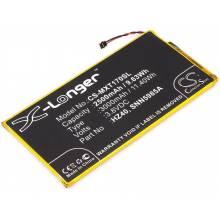 Bateria original de3000 mAh para movil chinoMotorola Moto Z2 Play