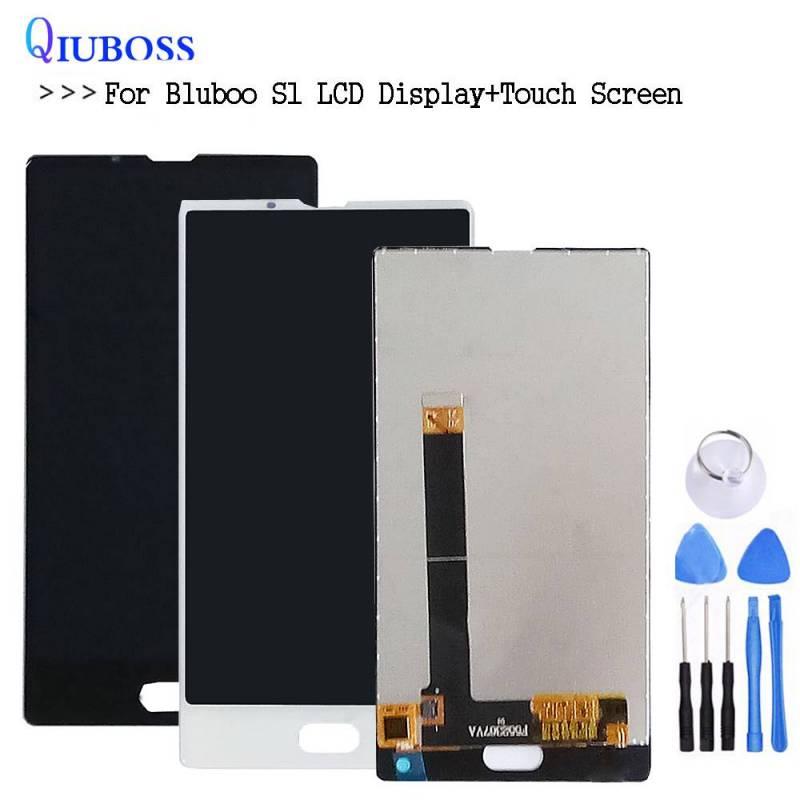 Pantalla LCD + pantalla táctil de reemplazo para movil chino BLUBOO S1