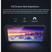 Movil chino Blackview BV5500 IP68 impermeable pantalla 5.5 2 GB RAM 16 GB ROM Android 8.1 MTK6580P