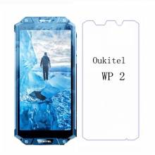 Protectores de pantalla vidrio templado de alta calidad para movil Oukitel WP2