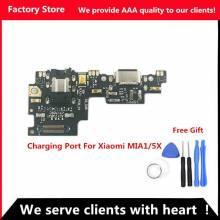Repuesto placa USB cargador de enchufe para movil chino Xiaomi Mi A1/5X