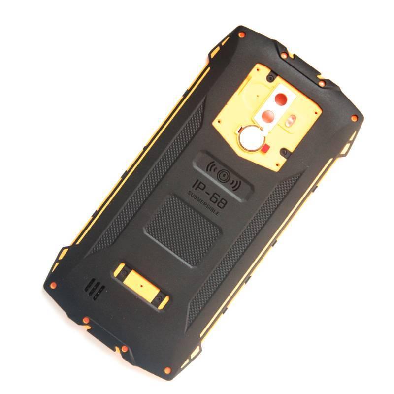 Tapa trasera original de batería paramovil chino BLACKVIEW BV6800 y BLACKVIEW BV6800 PRO