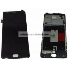 Pantalla LCD + pantalla táctil de reemplazo para movil chino Oneplus 3 T A3010 A3003