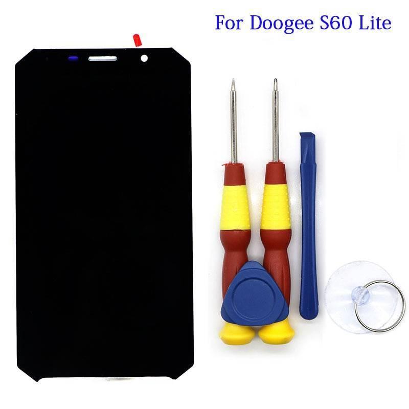 Pantalla LCD + pantalla táctil de reemplazo para movil chino DOOGEE S60 Lite