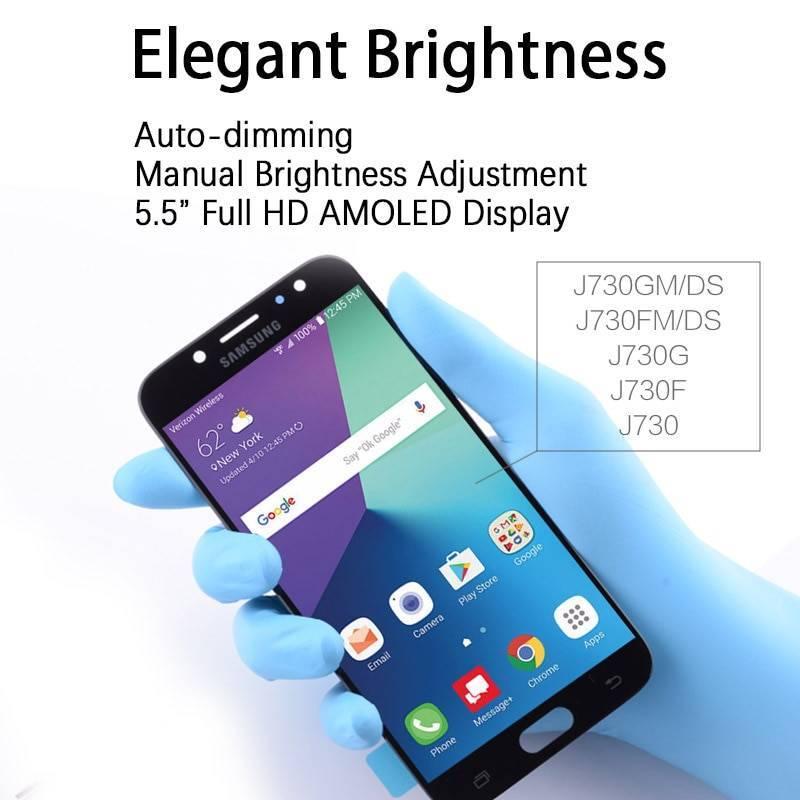 Pantalla LCD + pantalla táctil de reemplazo para movil SAMSUNG Galaxy J7 Pro 2017