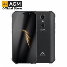 "Movil chino AGM A9 pantalla 5.99"" 4G + 64G Android 8.1 bateria 5400mAh IP68 a prueba de agua NFC OTG"