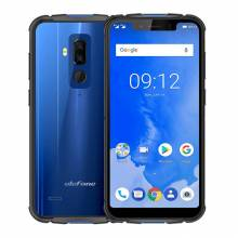 "Movil chino Ulefone Armor 5 IP68 NFC 5.85"" HD procesador MT6763 Android 8.1 4GB + 64GB Bateria 5000mAh"