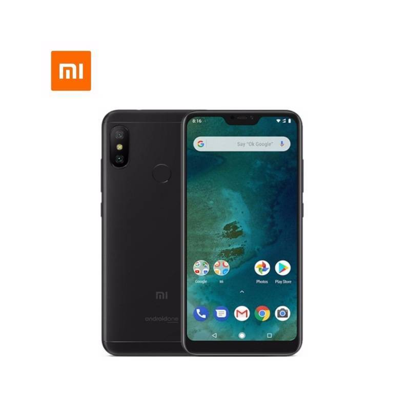 Movil chino Xiaomi Mi A2 Lite version española de 32GB ROM 3GB RAM Camara dual de 12 + 5 MP