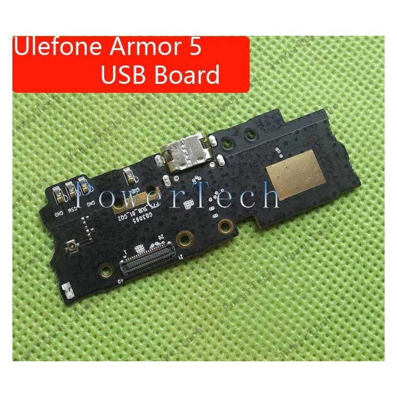 Repuesto placa USB cargador de enchufe para movil chino Ulefone Armor 5