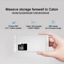Tarjeta micro sd Kingston de 32 GB Class 10 UHS-1 flashMicro SDHC TF/SD para moviles tablets gps