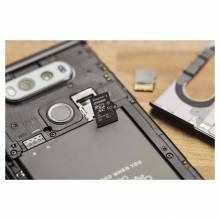 Tarjeta micro sd Kingston clase 10 de 128 GB Micro SDXC UHS-I