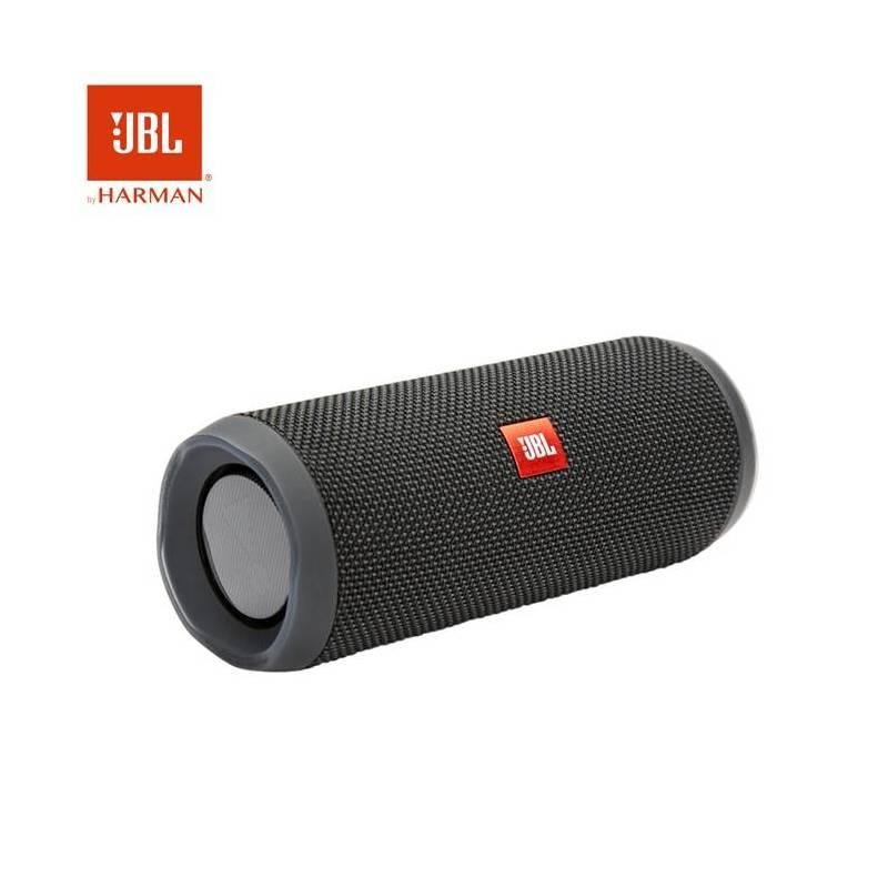Altavoz Bluetooth JBL Flip 4 Wireless Portable IPX7 a prueba de agua surround color negro
