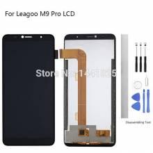 Pantalla LCD + pantalla táctil de reemplazo para movil chino LEAGOO M9 PRO