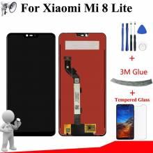Pantalla LCD + pantalla táctil de reemplazo para movil chino Xiaomi Mi 8 Lite