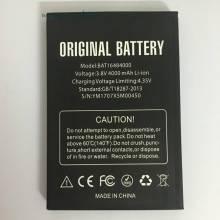 Bateria original de 4000 mAh para movil chino DOOGEE X5 MAX y DOOGEE X5 MAX PRO