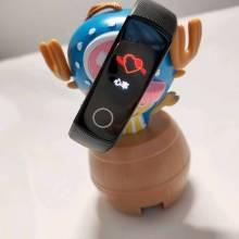 Pulsera inteligente Huawei Honor Band 4 pantalla de 0,95 para nadar correr detección ritmo cardiaco