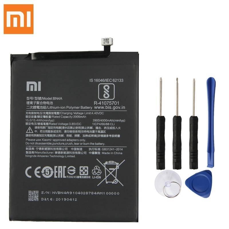 Bateria original de 4000mAh para movil chino Xiaomi Redmi Note 7