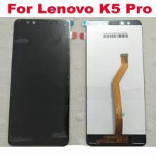 Pantalla LCD + pantalla táctil de reemplazo para movil chino Lenovo K5 Pro