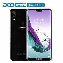 Movil chino DOOGEE N10 pantalla 5.84 camara 16.0MP bateria 3360mAh Android 8.1 4G LTE 3GB RAM 32GB ROM