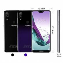 Movil chino DOOGEE N10 pantalla 5.84 camara 16.0MP bateria 3360mAh Android 8.1 4G LTE 3GB RAM 32GB ROM