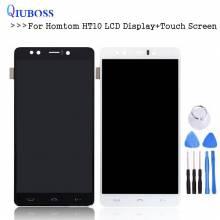 Pantalla LCD + pantalla táctil de reemplazo para movil chino Homtom HT10
