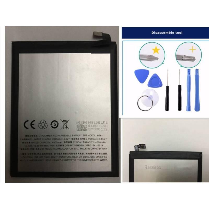 Bateria original de3000 mAh para movil chino Meizu M3 Note
