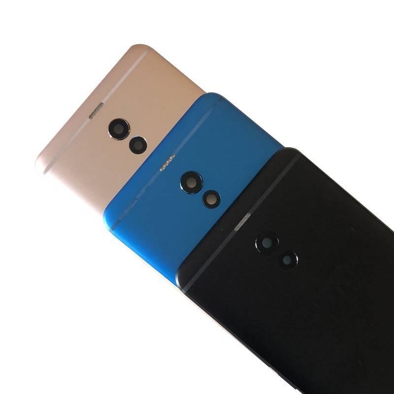 Tapa trasera original de batería para movil chino Meizu M6 Note con botones